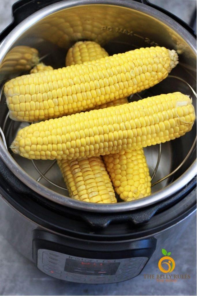 pressure cooker corn on the cob recipe