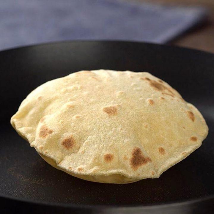 How to make soft chapati _ roti