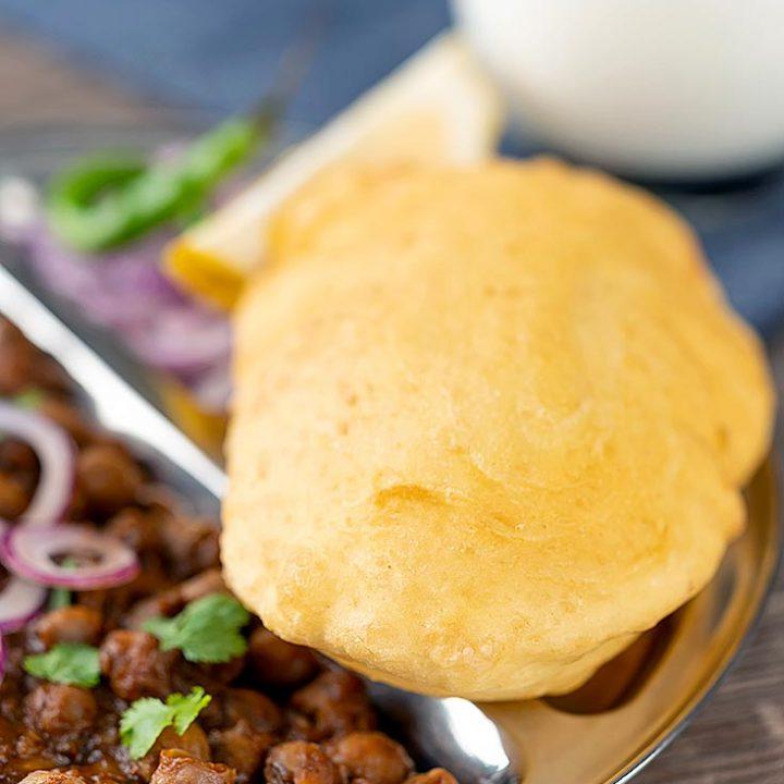 Bhature Recipe