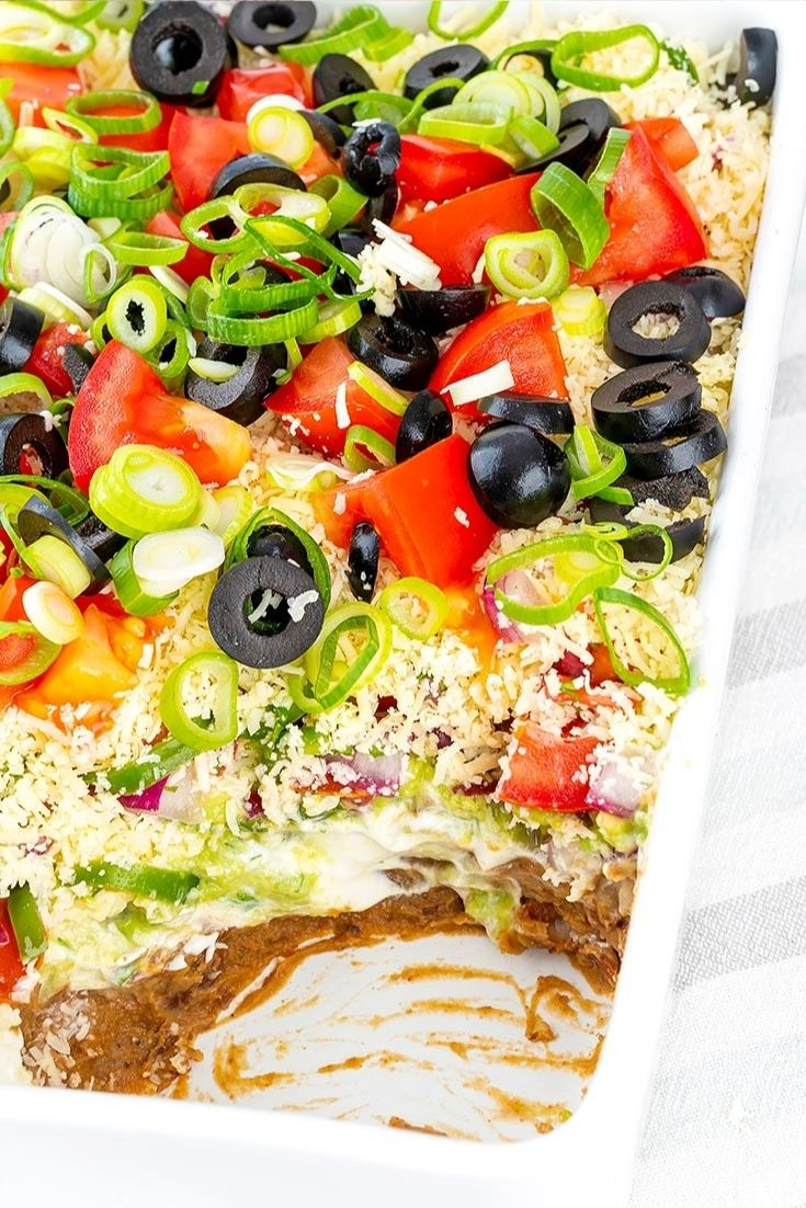 Best 7 Mexican Layer Dip Recipe