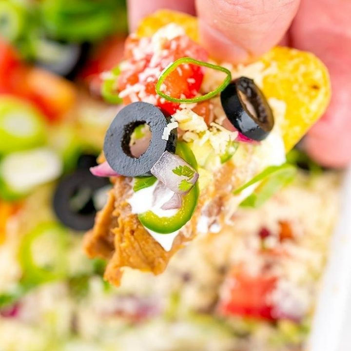 Best 7 Layer Mexican Dip Recipe
