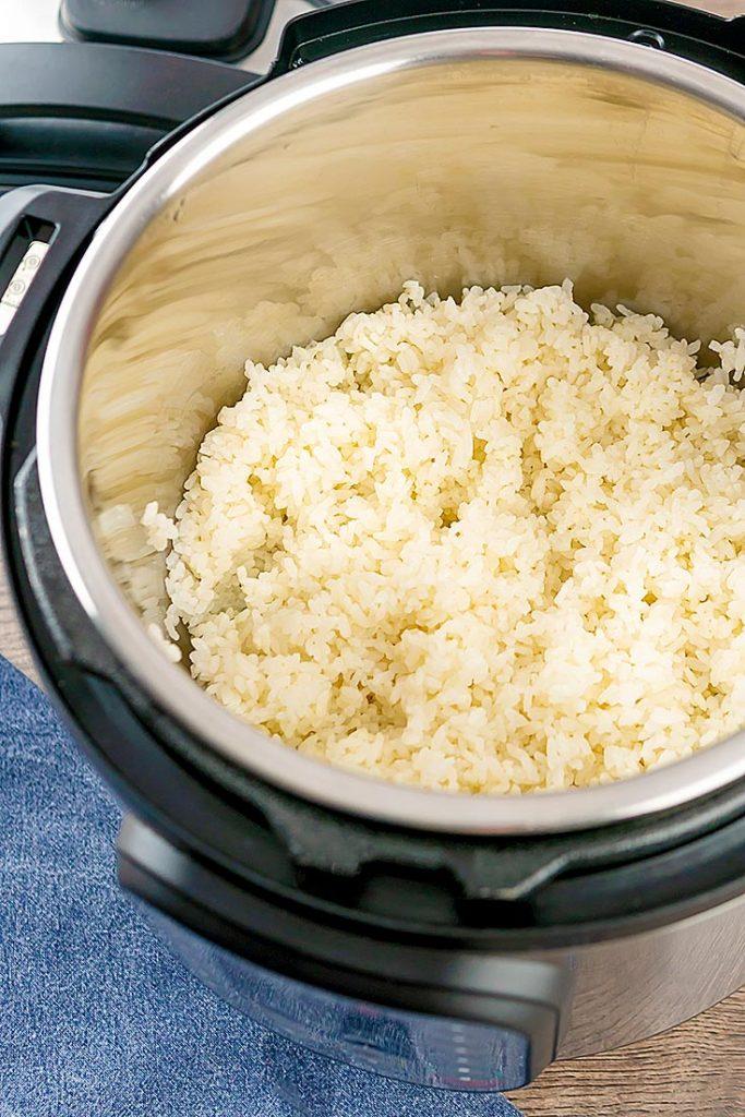 sushi rice instant pot