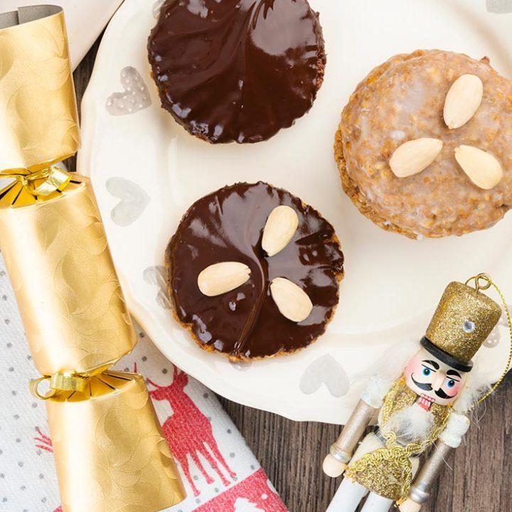 Elisen Lebkuchen Recipe (German Christmas Cookie)