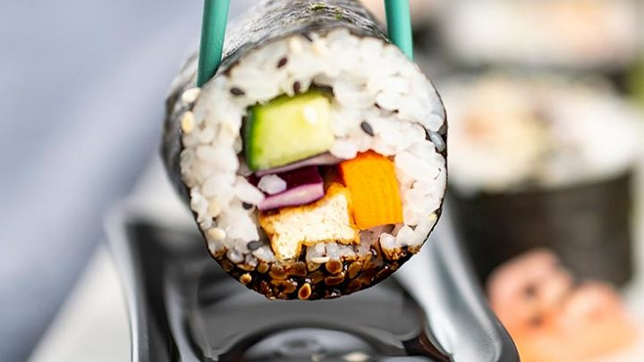 Easy Vegan Sushi Recipe