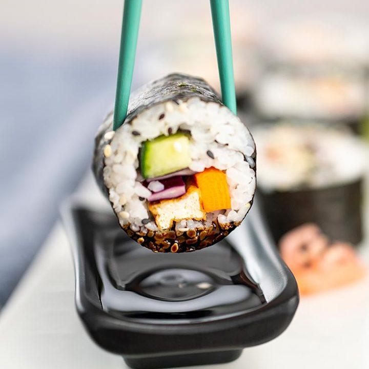 Easy Vegan Sushi Recipe