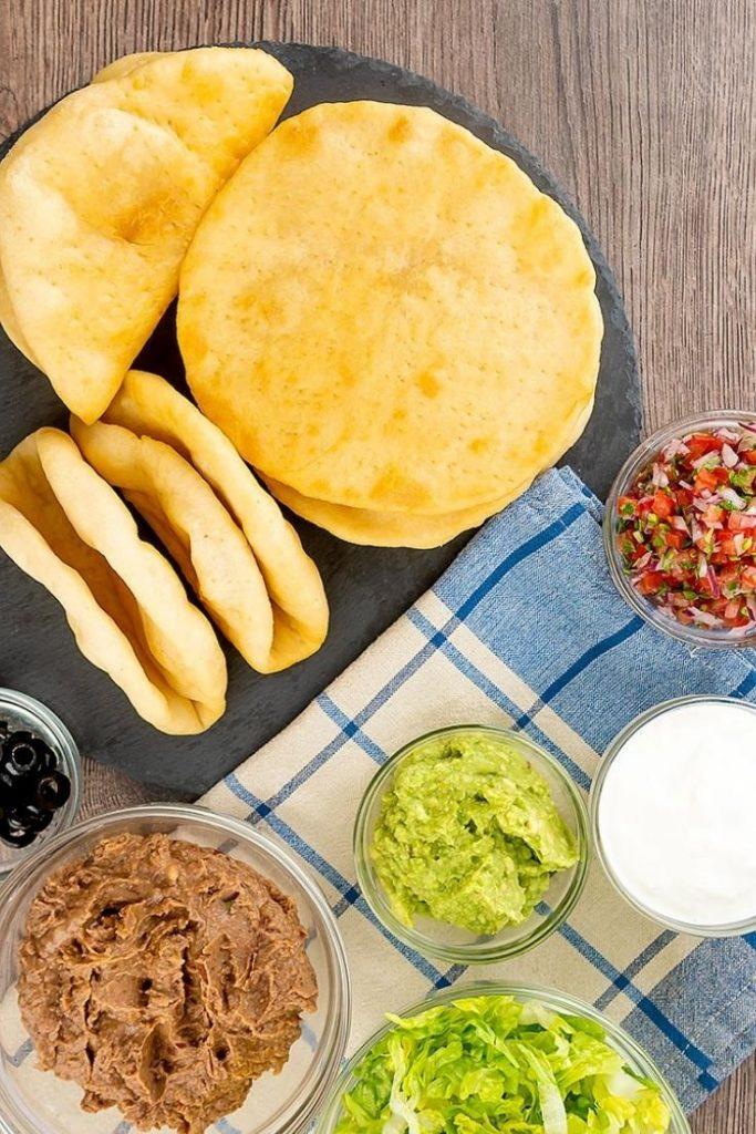 Copycat Taco Bell Chalupa Supreme