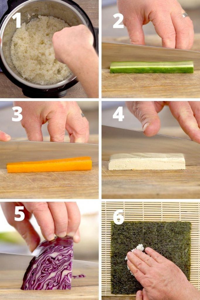 Sushi Ingredients
