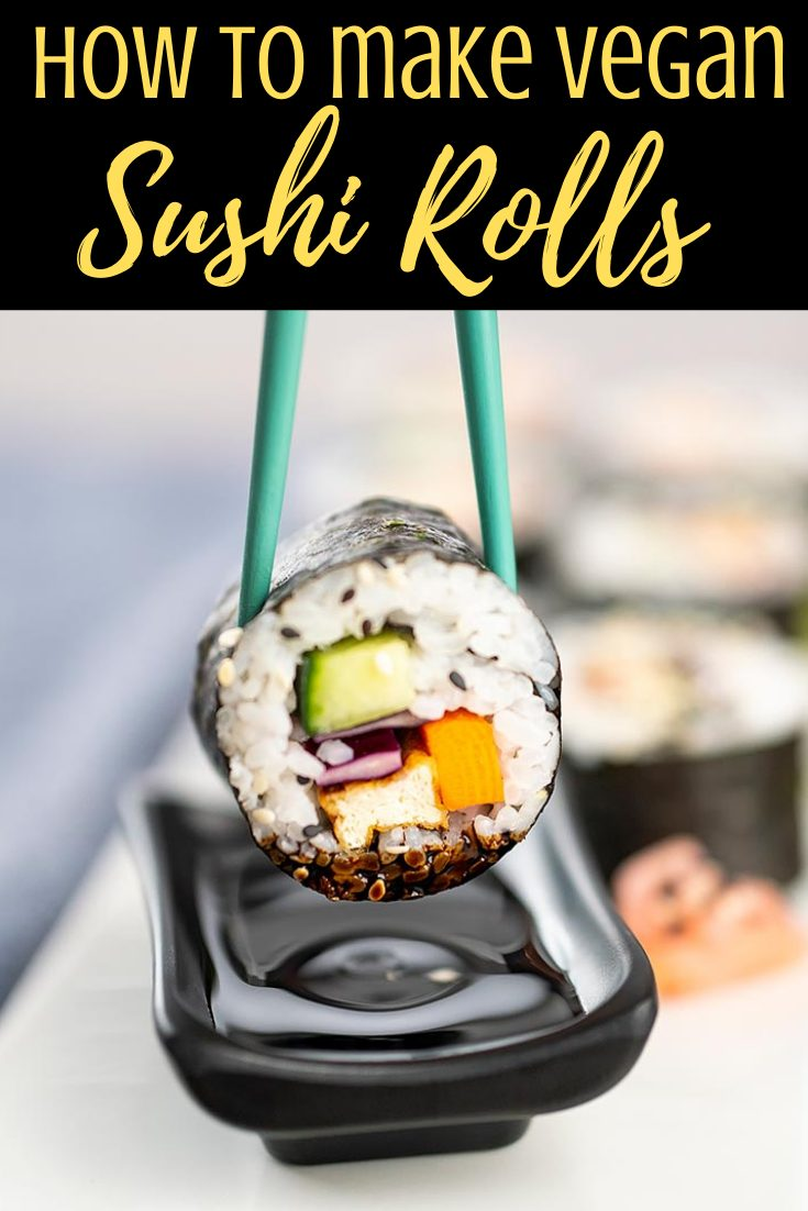 homemade-vegan-sushi