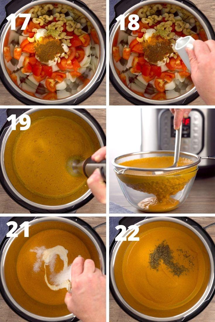 Paneer tikka masala step by step instructions
