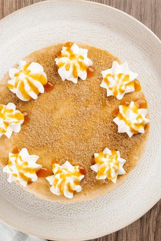 Instant pot Sopapilla cheesecake
