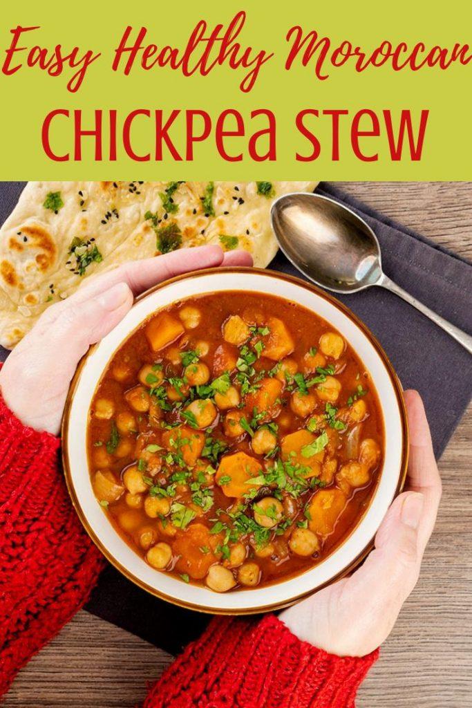 chickpea strew recipe