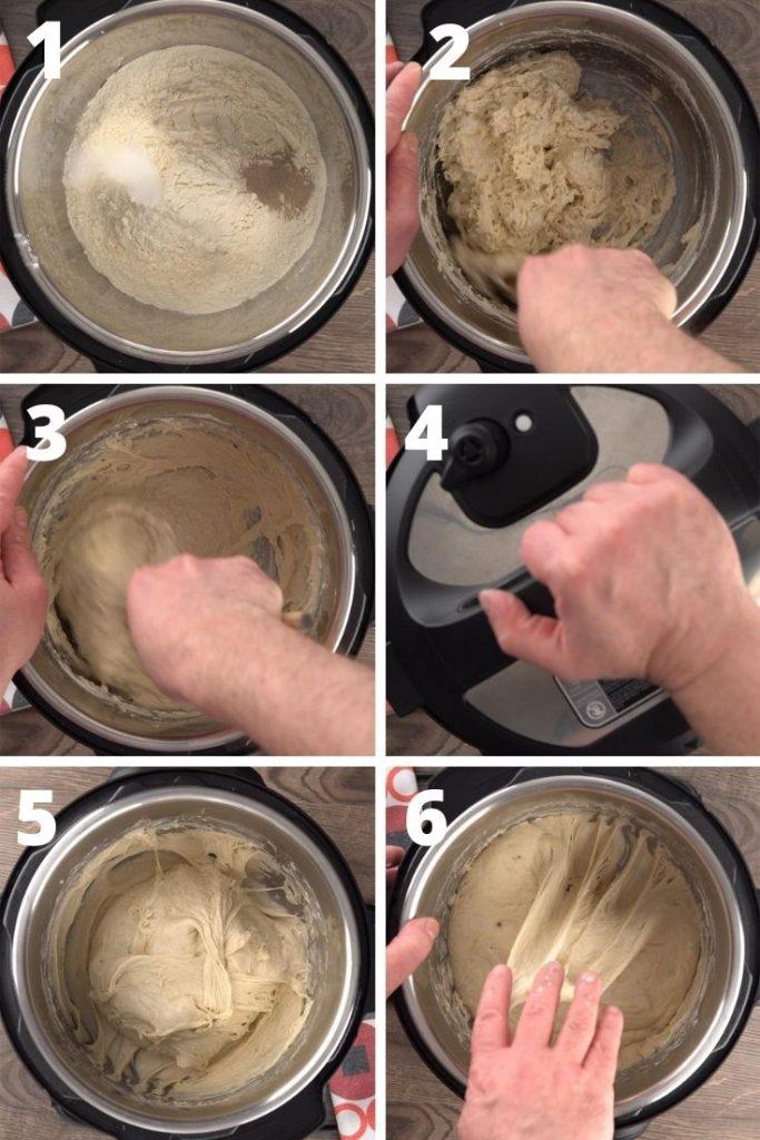 instant pot ciabatta instructions