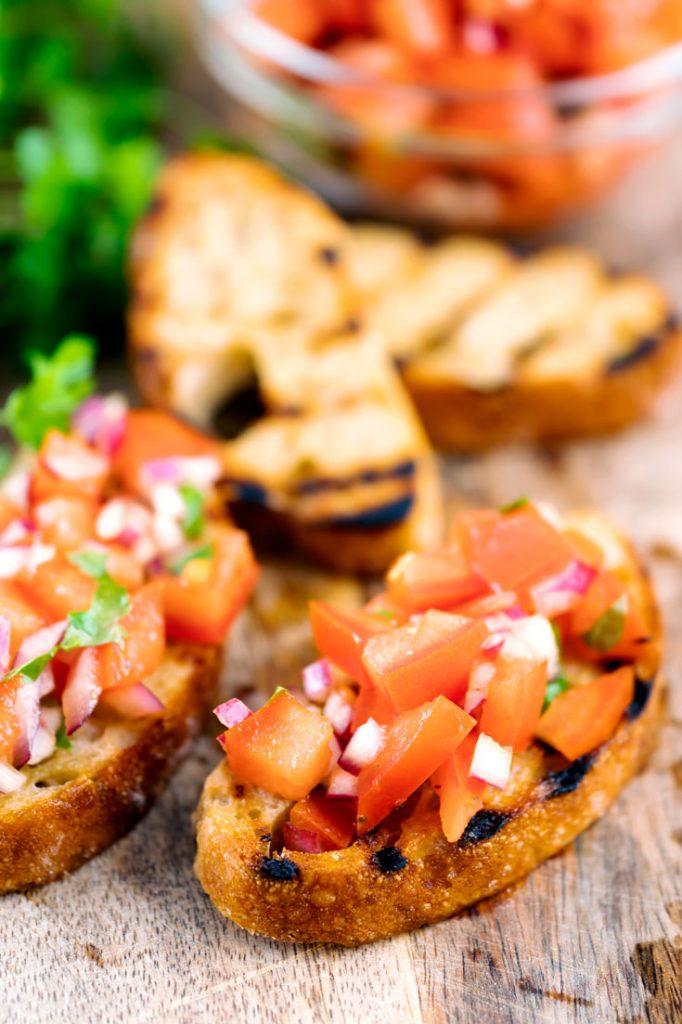 No knead Ciabatta Bread Recipe