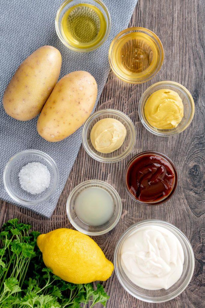 potato chips ingredients