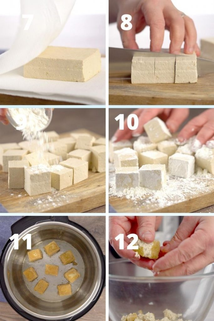 Chipotle sofritas step by step instructions