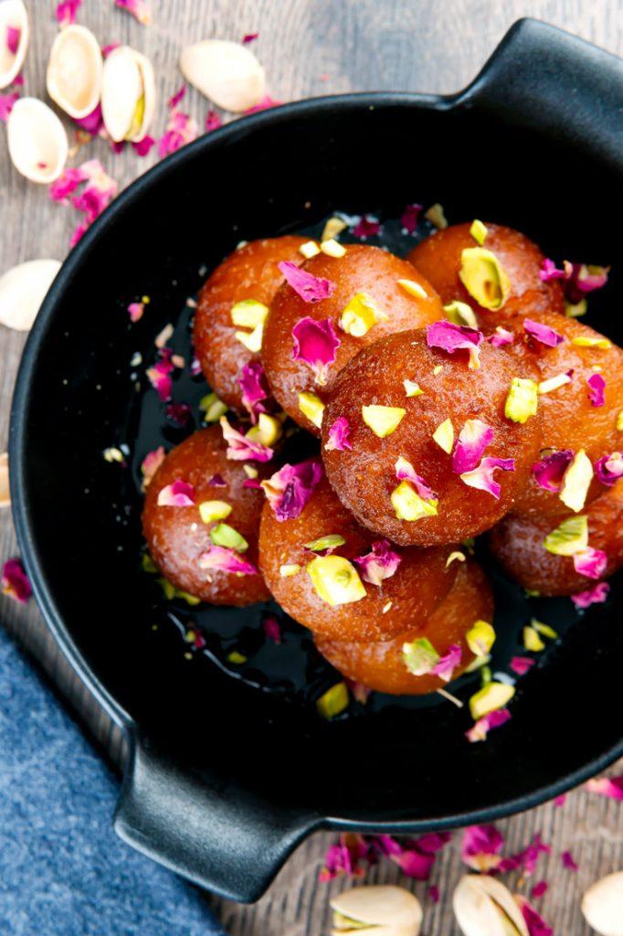 How to make Gulab Jamun inAur Fryer