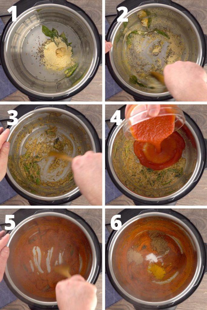 Potato Aloo Curry
