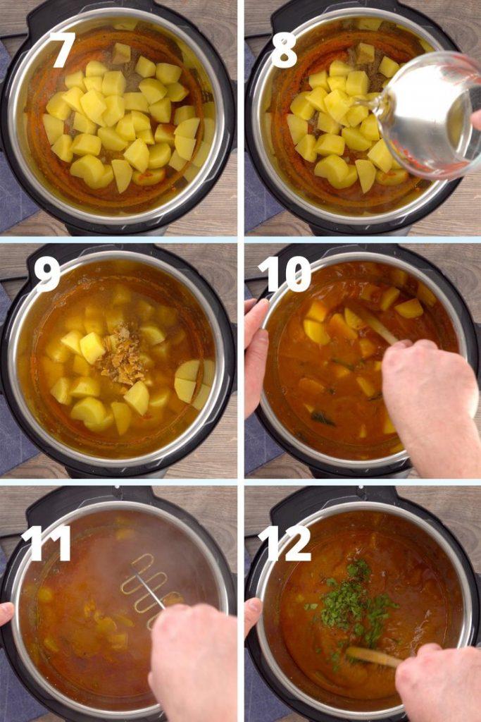 Aloo Curry Recipe
