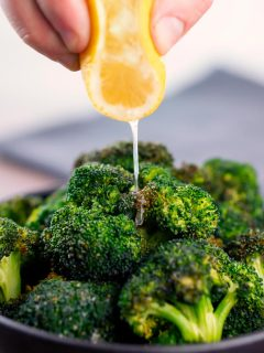 broccoli in air fryer