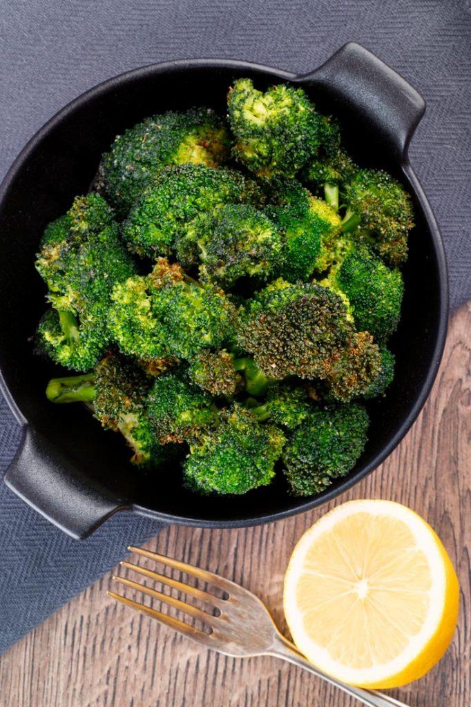 broccoli in Air fryer