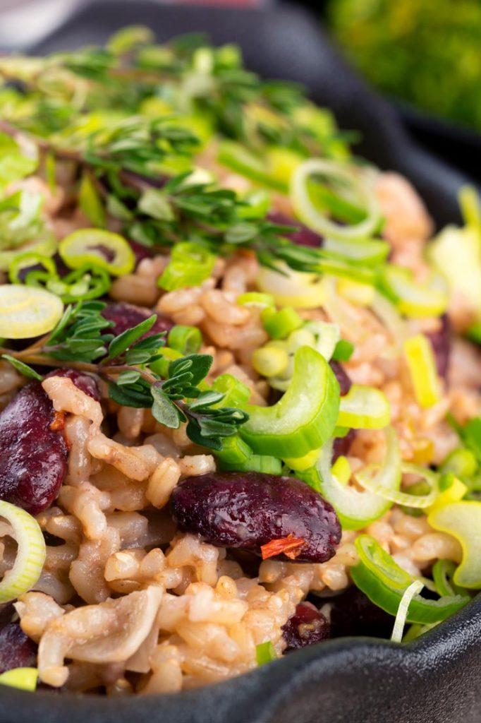 instant pot jamaican rice and peas recipe