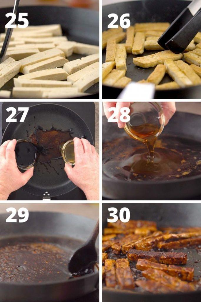 bao buns step by step instruction