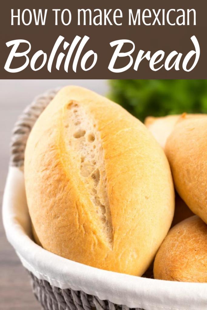 Bolillo Bread