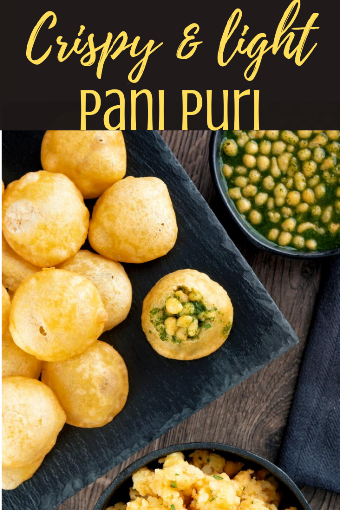 Best Pani Puri / Golgappe