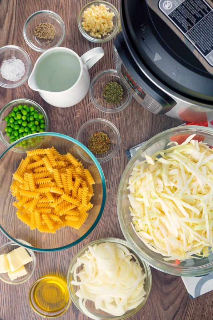 Haluski - Cabbage and Noodles Recipe