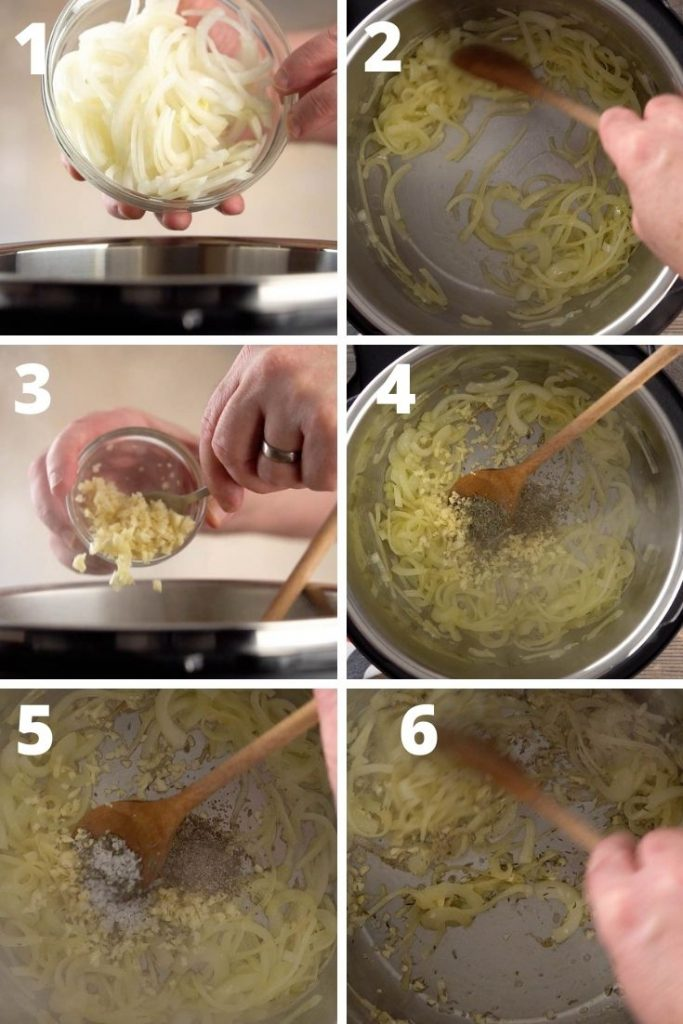 Haluski - Cabbage and Noodles Recipe instructions