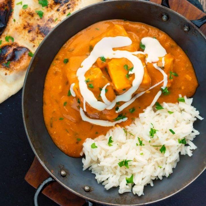 Restaurant Style Butter Paneer Paneer Makhani (6)