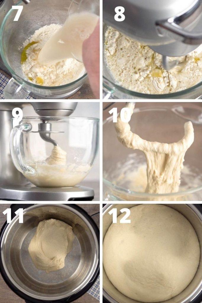 step by step instructions Zeppole - Italian Doughnuts