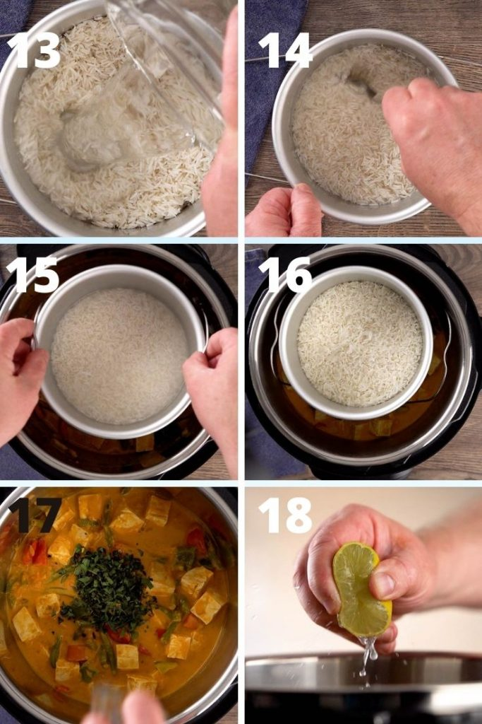 Yummy Panang curry step by step instructions