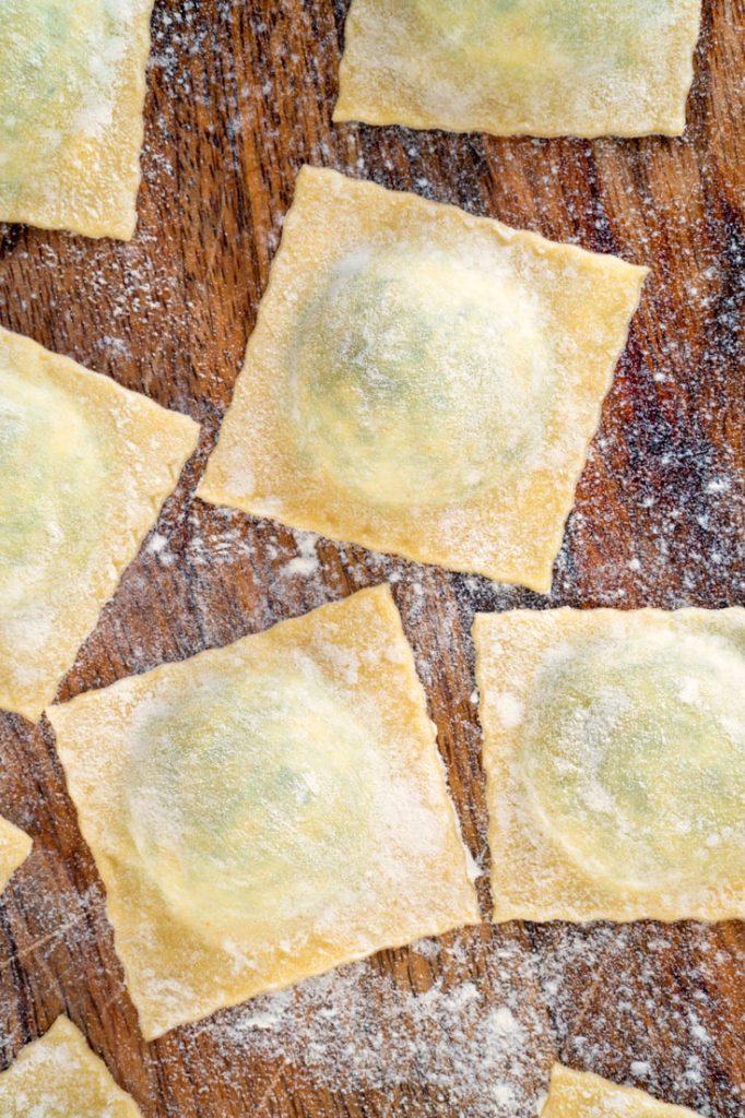 How to make ravioli at home
