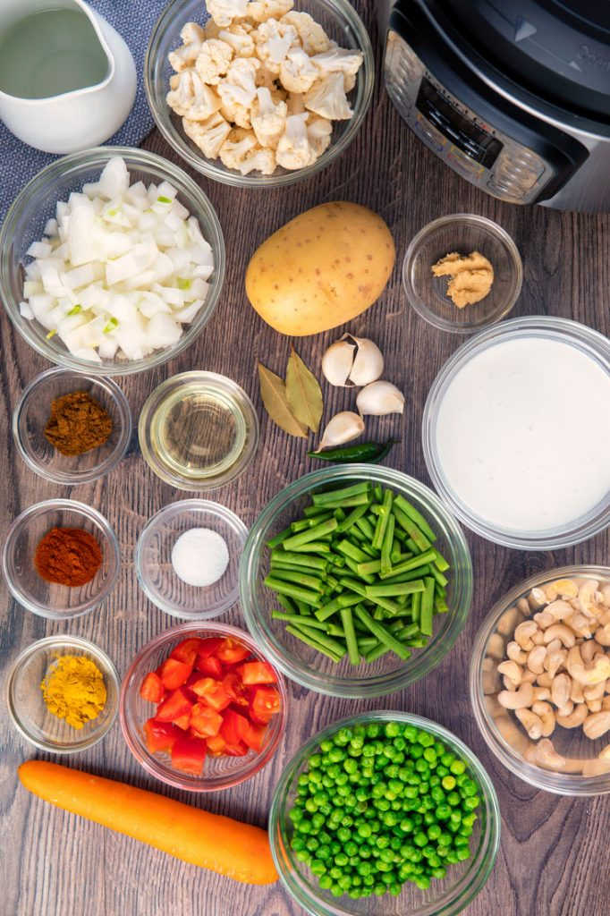 korma recipe ingredients