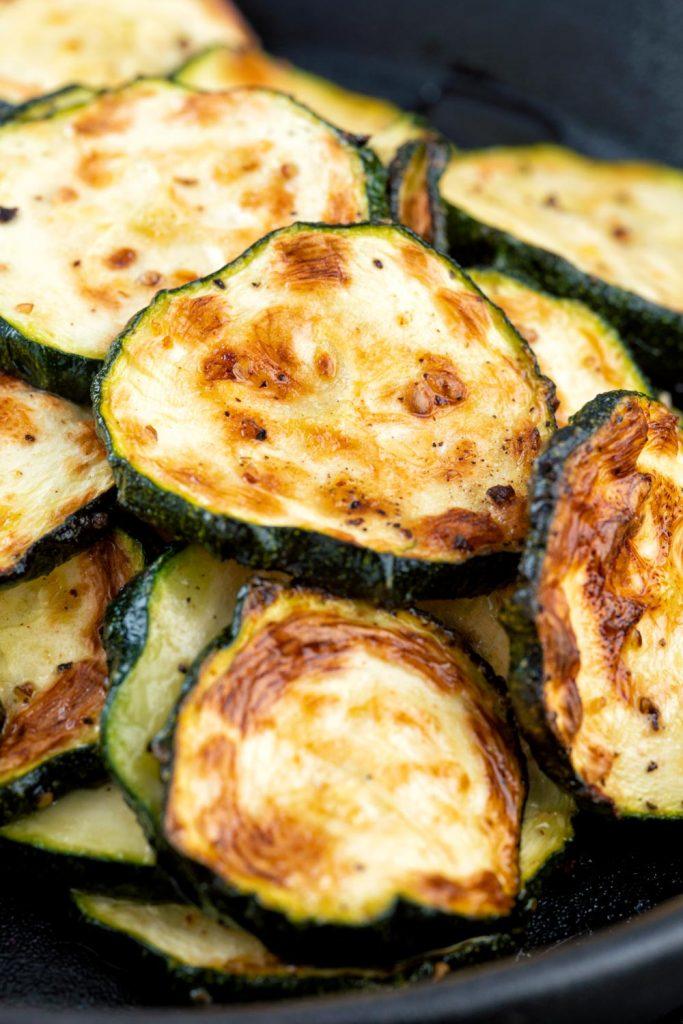 Zucchini Chips in Air Fryer