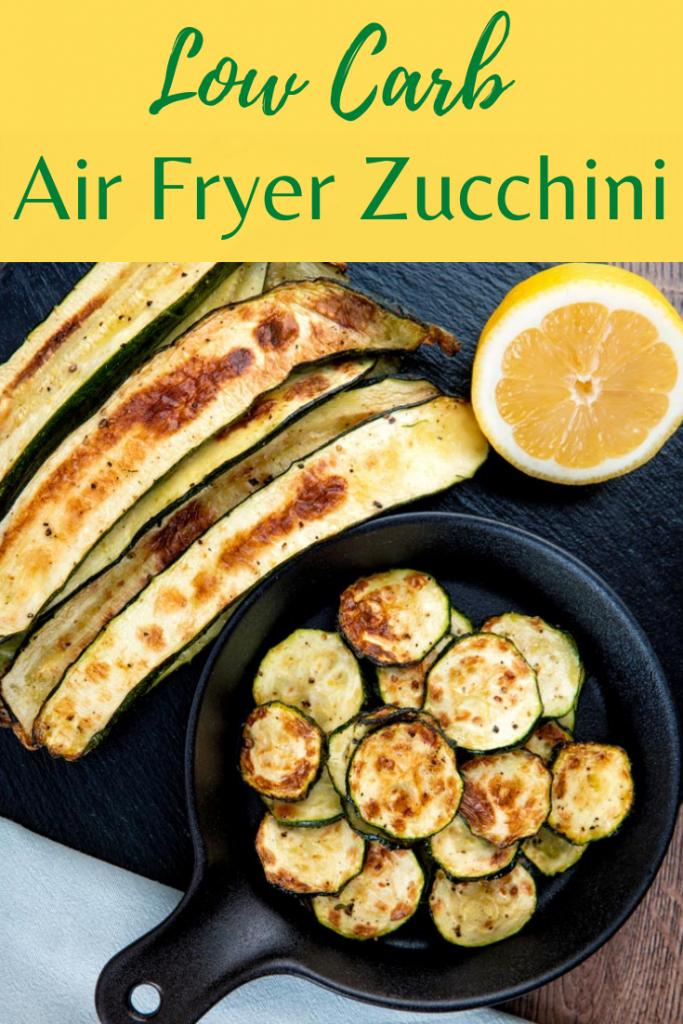 Zucchini inAir Fryer