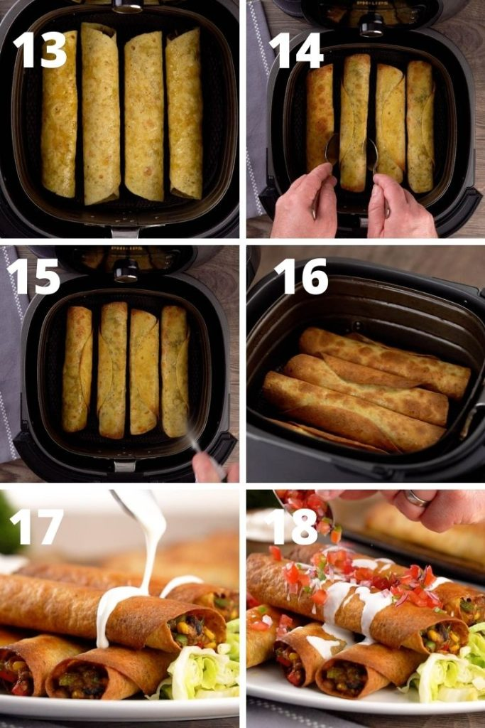 Flautas step by step instructions (1)