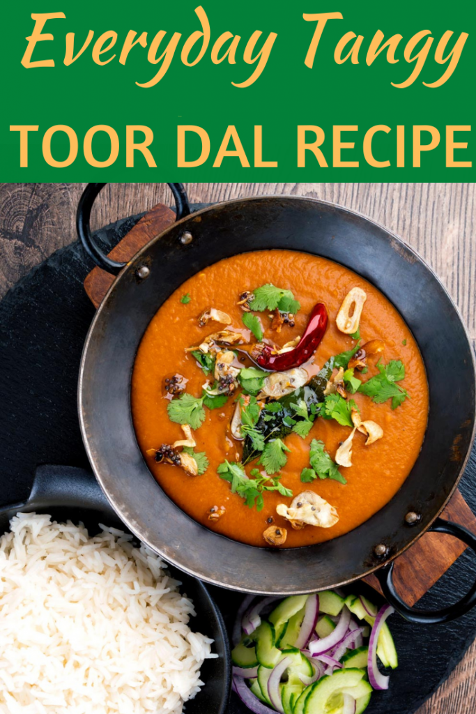 toor dal and rice