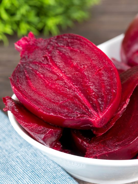 How to Cook Beets (Boiled, Instant Pot, Roasted/Air Fried